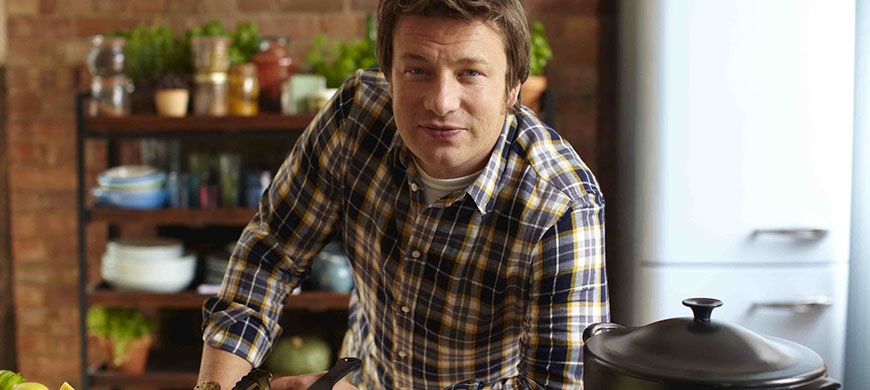 Jamie Oliver in Adelaide: this feels like home